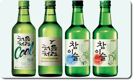 What is soju