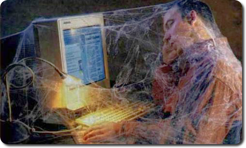 Addiction to the web or Internet addiction